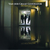 Do Not Disturb by VAN DER GRAAF GENERATOR album cover
