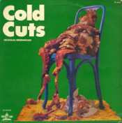 Cold Cuts by GREENWOOD, NICHOLAS album cover