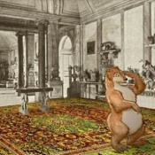 Medallion Animal Carpet by DRAKE, BOB album cover