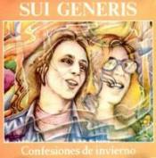 Confesiones De Invierno by SUI GENERIS album cover