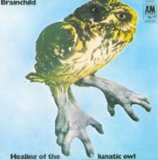 Healing Of The Lunatic Owl by BRAINCHILD album cover