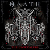 The Concealers by DAATH album cover