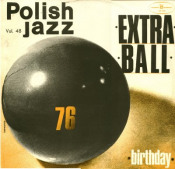 Birthday by EXTRA BALL album cover