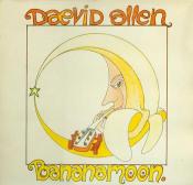 Bananamoon by ALLEN, DAEVID album cover