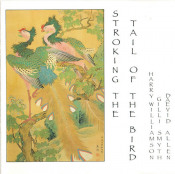 Daevid Allen, Gilli Smyth & Harry Williamson: ‎Stroking The Tail Of The Bird by ALLEN, DAEVID album cover