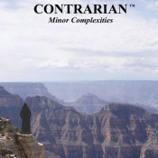 Minor Complexities by CONTRARIAN album cover