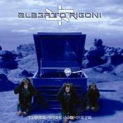 Three Wise Monkeys by RIGONI, ALBERTO album cover