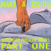 Wounded Fhealer Series: Part One by MAKE A RISING album cover