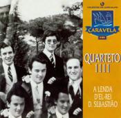 A Lenda de El-Rei D. Sebastião by QUARTETO 1111 album cover