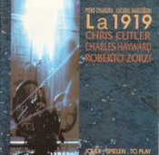 Jouer, Spielen, To Play by LA 1919 album cover