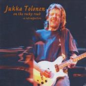 On The Rocky Road - A Retrospective 1971 - 1997 by TOLONEN, JUKKA album cover