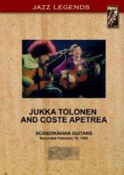 Jukka Tolonen and Coste Apetrea by TOLONEN, JUKKA album cover