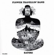 Satori by FLOWER TRAVELLIN' BAND album cover