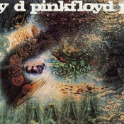A Saucerful Of Secrets by PINK FLOYD album cover