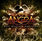 Best Reached Horizons by ANGRA album cover