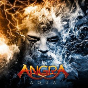 Aqua by ANGRA album cover