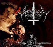 Misantropicalia by SATANIQUE SAMBA TRIO album cover
