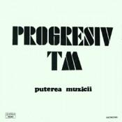 Puterea muzicii by PROGRESIV TM album cover