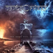 The Road Less Travelled by TRIOSPHERE album cover