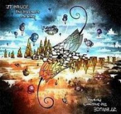 The Dreamer's Paradox by BRUCE, JT album cover