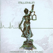 Vocanda 2013 Live In studio by MILLENIUM album cover