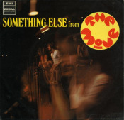 Something Else From The Move by MOVE, THE album cover