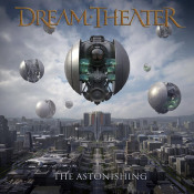 The Astonishing by DREAM THEATER album cover
