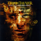 Metropolis Part 2 - Scenes From A Memory by DREAM THEATER album cover