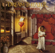 Images And Words by DREAM THEATER album cover