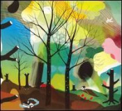 Under Giant Trees by EFTERKLANG album cover