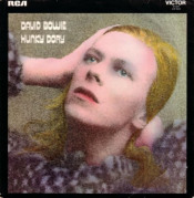 Hunky Dory by BOWIE, DAVID album cover