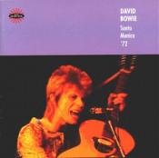 Santa Monica '72 by BOWIE, DAVID album cover