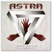 Broken Balance by ASTRA album cover