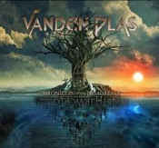 Chronicles Of The Immortals, Pt. I: Netherworld by VANDEN PLAS album cover