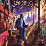 A Street Between Sunrise And Sunset by SATELLITE album cover