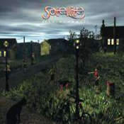Evening Games by SATELLITE album cover