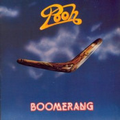 Boomerang by POOH, I album cover