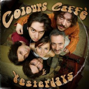 Colours Caffé by YESTERDAYS album cover