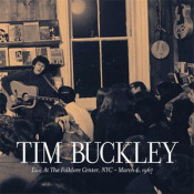 Live at The Folklore Center, NYC: March 6th, 1967 by BUCKLEY, TIM album cover