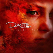 November Red by DANTE album cover