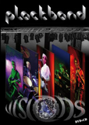 Visions (DVD + CD) by PLACKBAND album cover