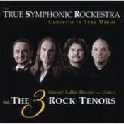 Concerto in True Minor by TRUE SYMPHONIC ROCKESTRA album cover