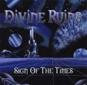 Sign of the Times by DIVINE RUINS album cover