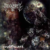 Wolfheart by MOONSPELL album cover