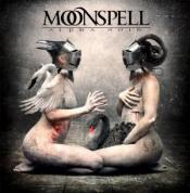 Alpha Noir / Omega White by MOONSPELL album cover