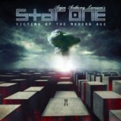 Victims Of The Modern Age by STAR ONE album cover