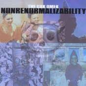 Nonrenormalizability by GAK OMEK, THE album cover