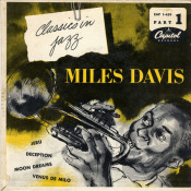 Classics In Jazz Part 1 by DAVIS, MILES album cover