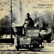 Pretzel Logic by STEELY DAN album cover