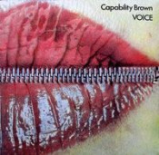 Voice by CAPABILITY BROWN album cover